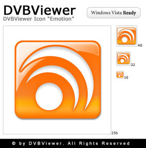 DVBViewer Icon 'Emotion'