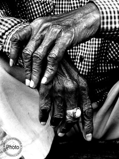old hand by altarseni