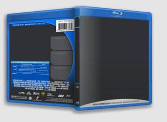 PSD Templante Blu-Ray by Covrik