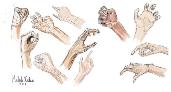 Hand1 by mahditaba