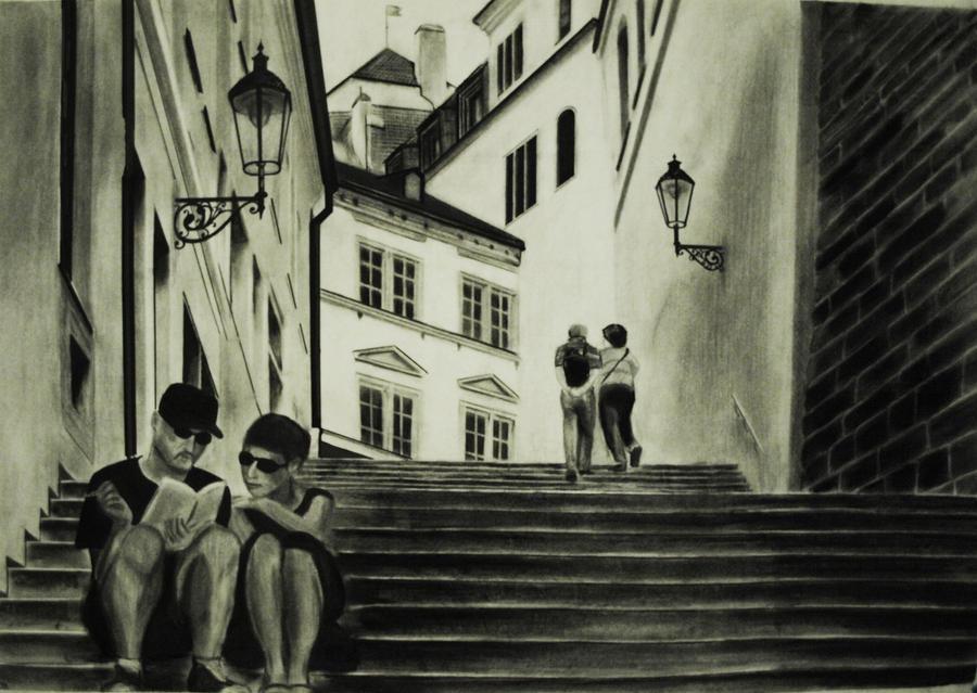 Street by Hellluke