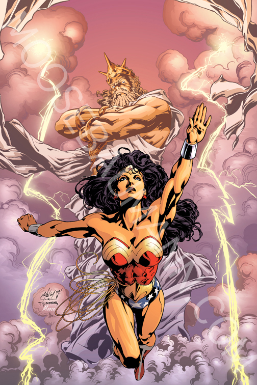 Wonder Woman Cvr147 by MooseBaumann
