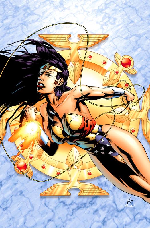Wonder Woman Cvr162 by MooseBaumann
