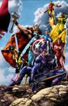 Alliance 2 Avengers A