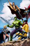 Alliance 1 Defenders
