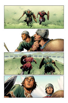 XO Manowar #1 page 1