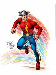 Jay Garrick - The Flash!
