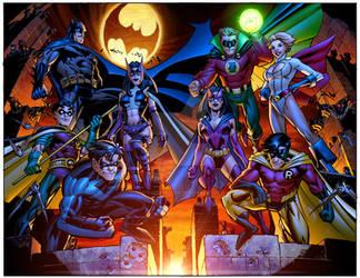 The Batman Family