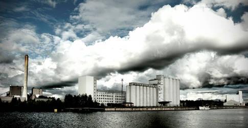 Industry of Oulu