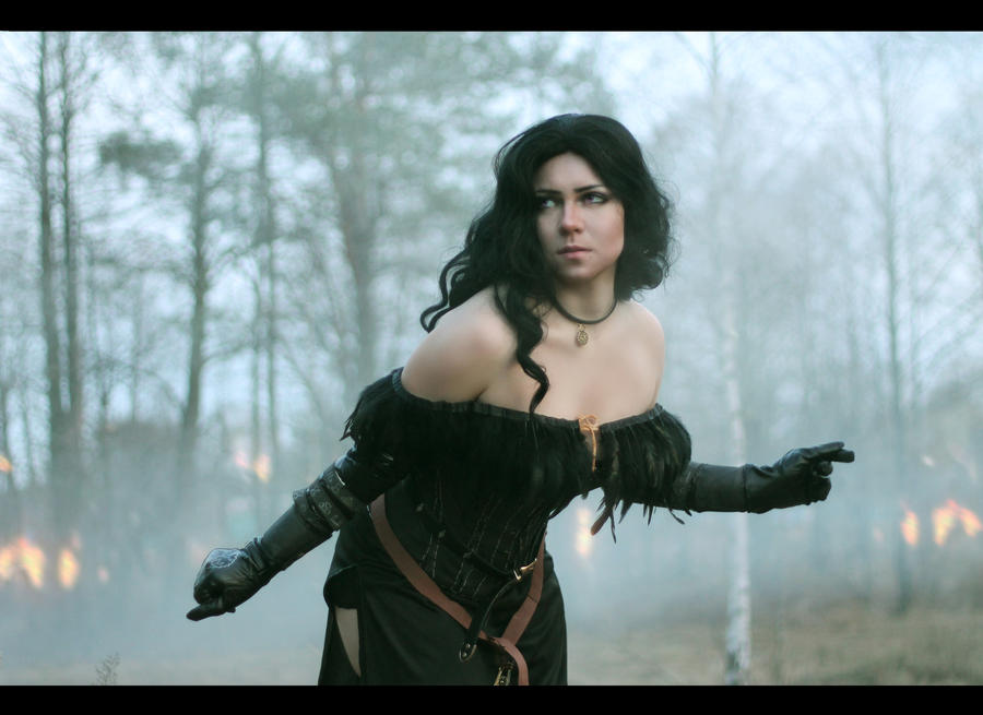 Yennefer by NimfiteminAngo