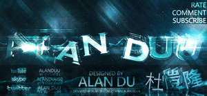 Alan Du: C4D/Photoshop