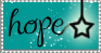 Hope Stamp by ADistantLullaby131
