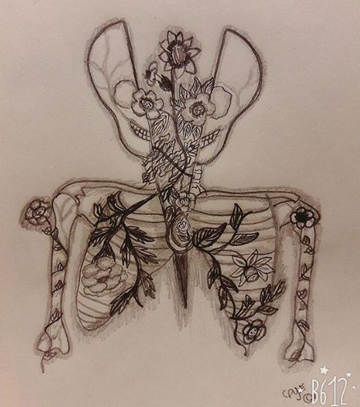 Esqueleto by cayue