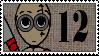 12 stamp by cookiecutter60