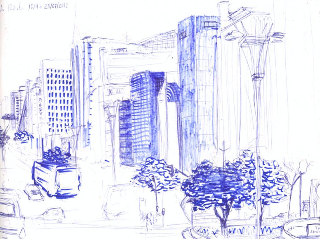 Av Paulista - 02 by LCVII