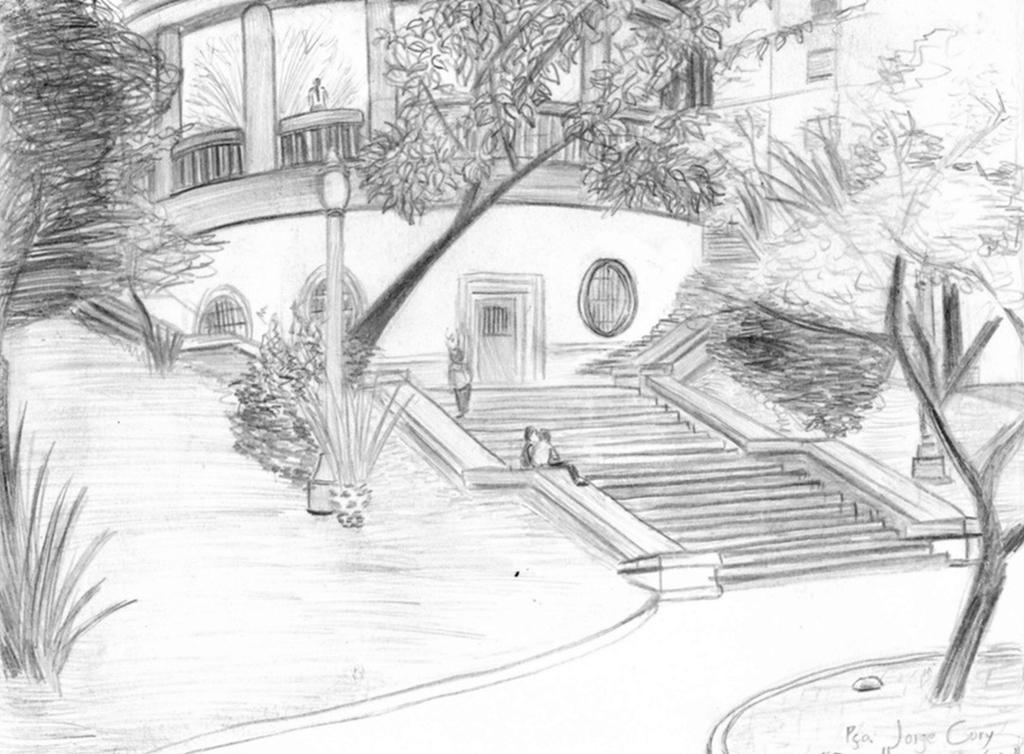 Praca Jorge Cury by LCVII