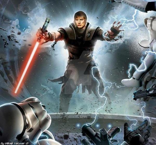 Bradley James in Star Wars by Nicole21Lohmar