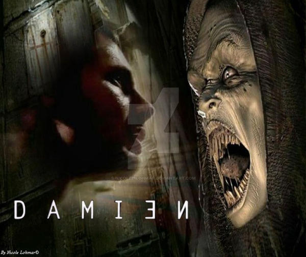 Damien - The mirror image by Nicole21Lohmar