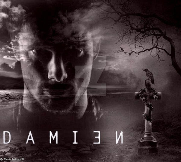 Damien - Darkness by Nicole21Lohmar
