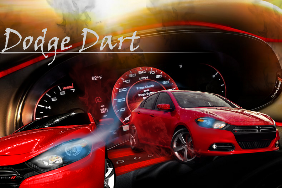 Dodge Dart Contest 2 by CynderxNero