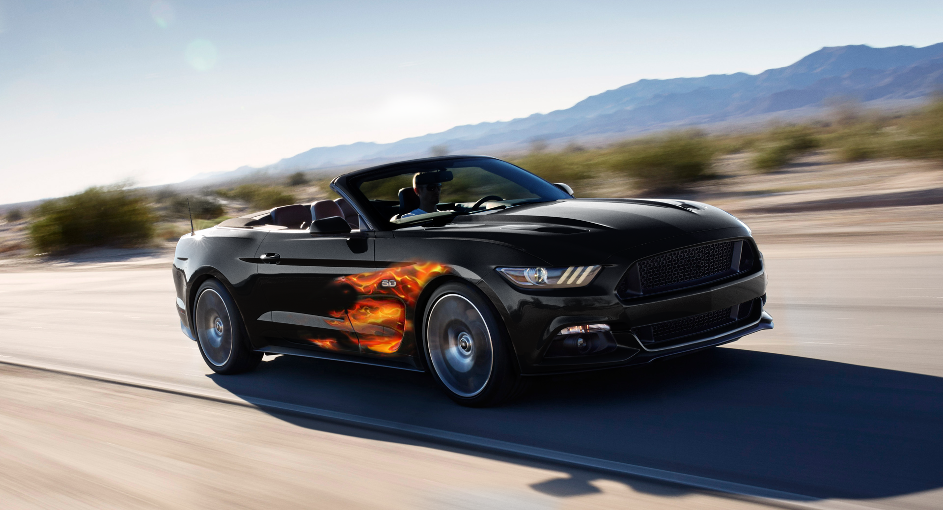 2015 ford mustang wallpaper by cynderxnero