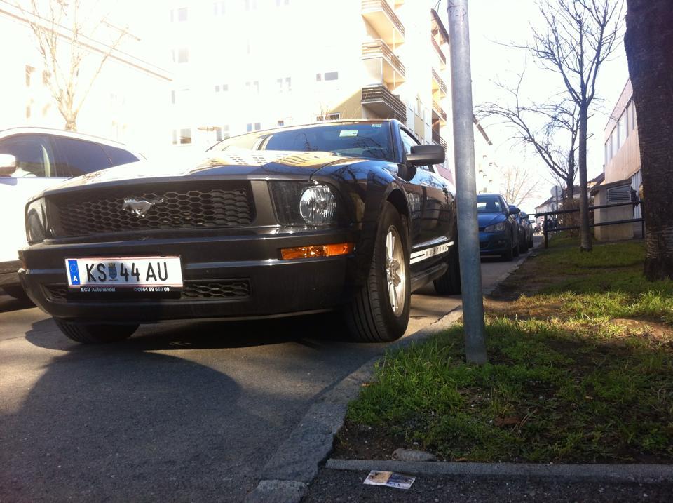 V6 Ford Mustang by CynderxNero