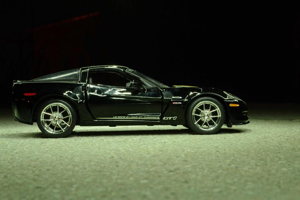 Corvette Z06 1/18 by CynderxNero