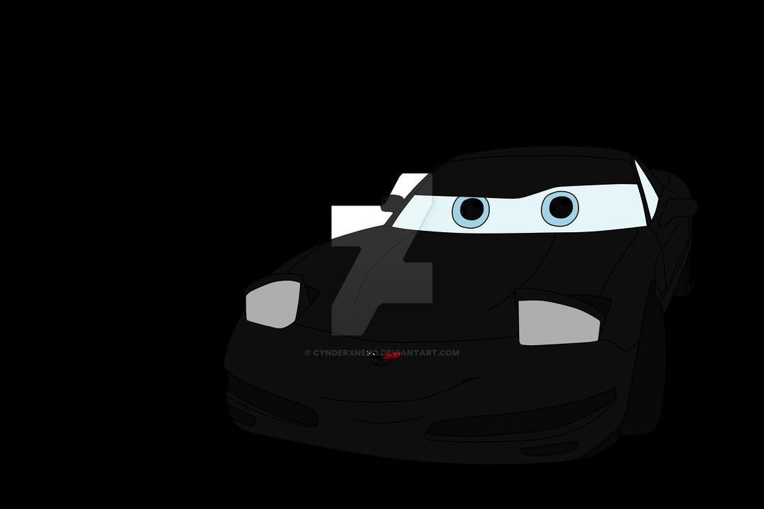 Corvette C5 - Rob by CynderxNero