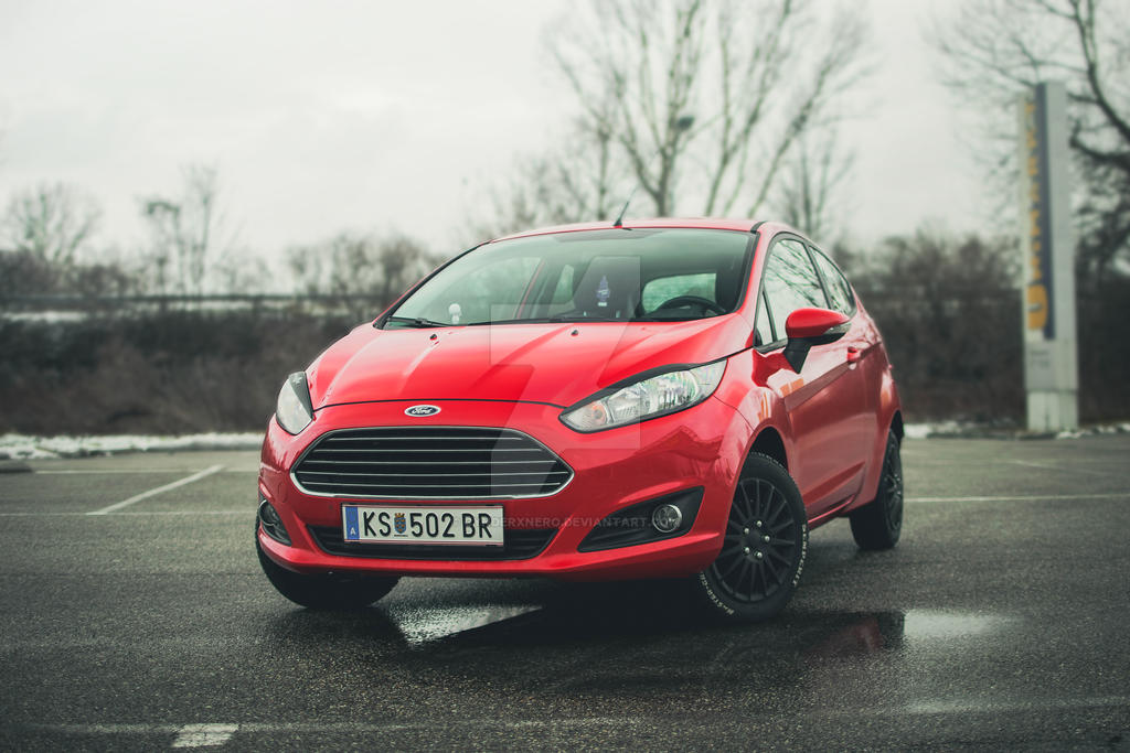 Ford Fiesta - Love on four wheels