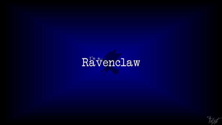 Hogwarts house minimalist wallpaper ravenclaw by for Minimalist house wallpaper