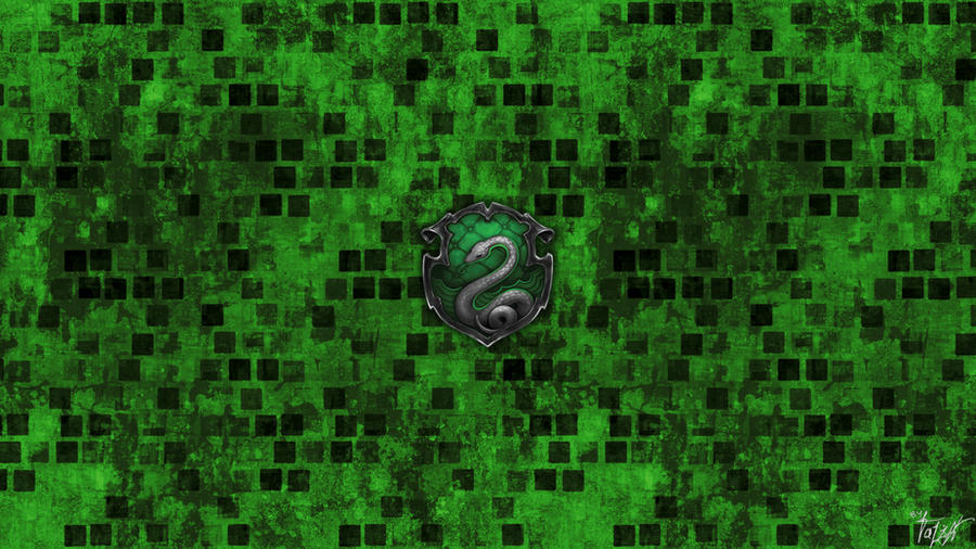 Hogwarts House Wallpaper Pottermore Slytherin