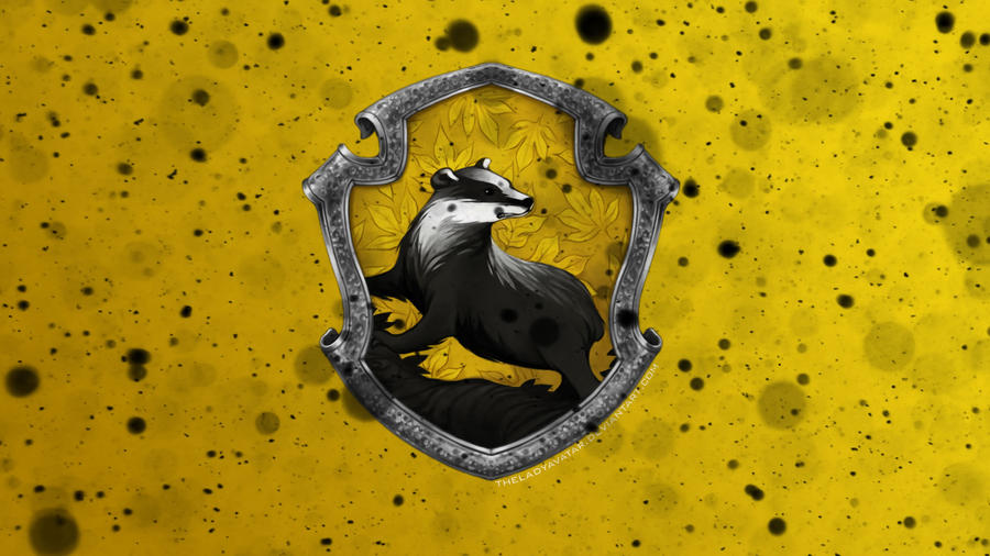 Hogwarts House Wallpaper : Hufflepuff by TheLadyAvatar on ...