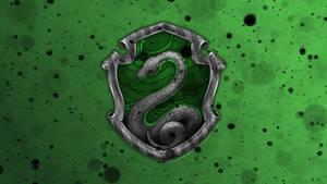 Hogwarts House Wallpaper : Slytherin