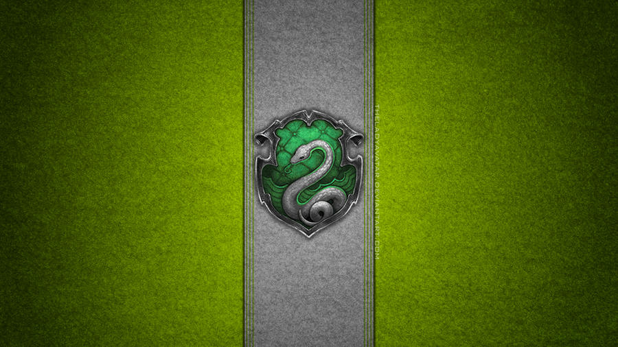 Harry Potter Wallpaper: Slytherin by TheLadyAvatar