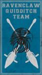 Quidditch Team Poster: Ravenclaw