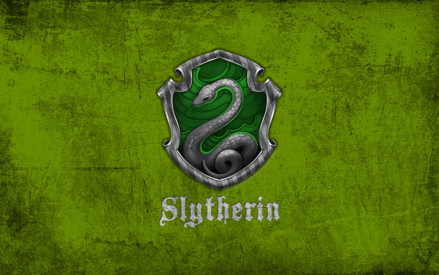 Harry Potter Wallpaper Slytherin By TheLadyAvatar