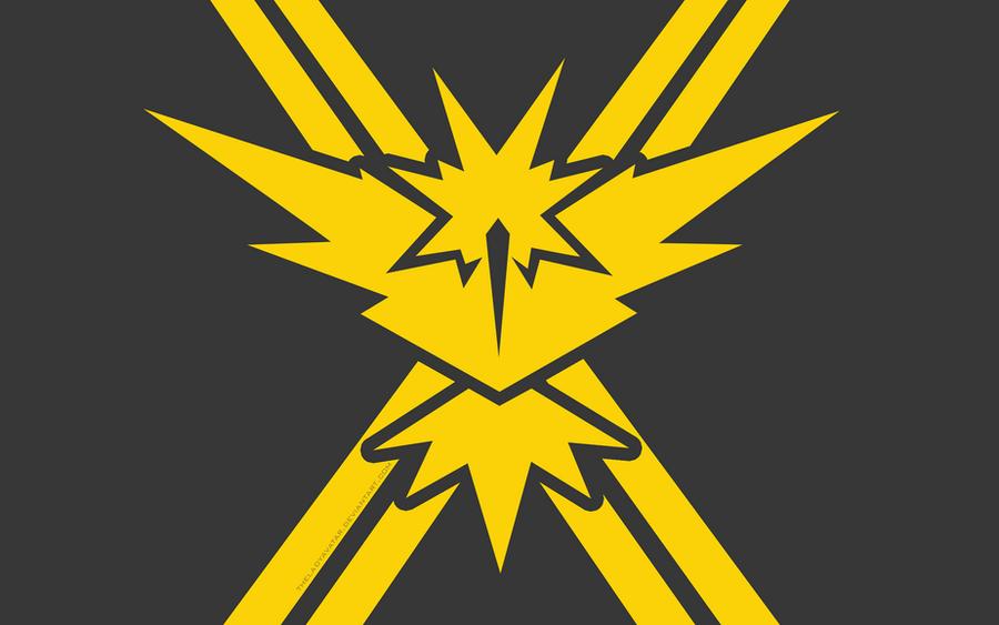 Team Instinct Wallpaper Pokemon Go