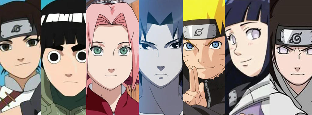 Naruto Character Shippuden By 0ScarletKnight0
