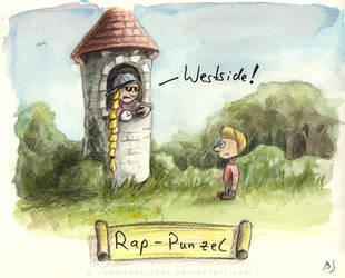 Rapunzel by Rahmschnitzel