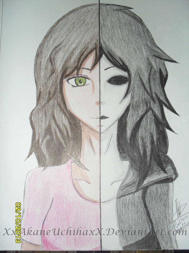 Drawings of Jane The Killer And Jeff The Killer Jeff The Killer And Jane The