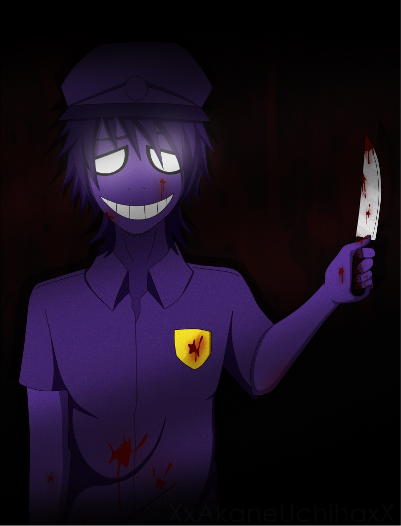 Imagine dragons lost cause purple guy vincent five nights at