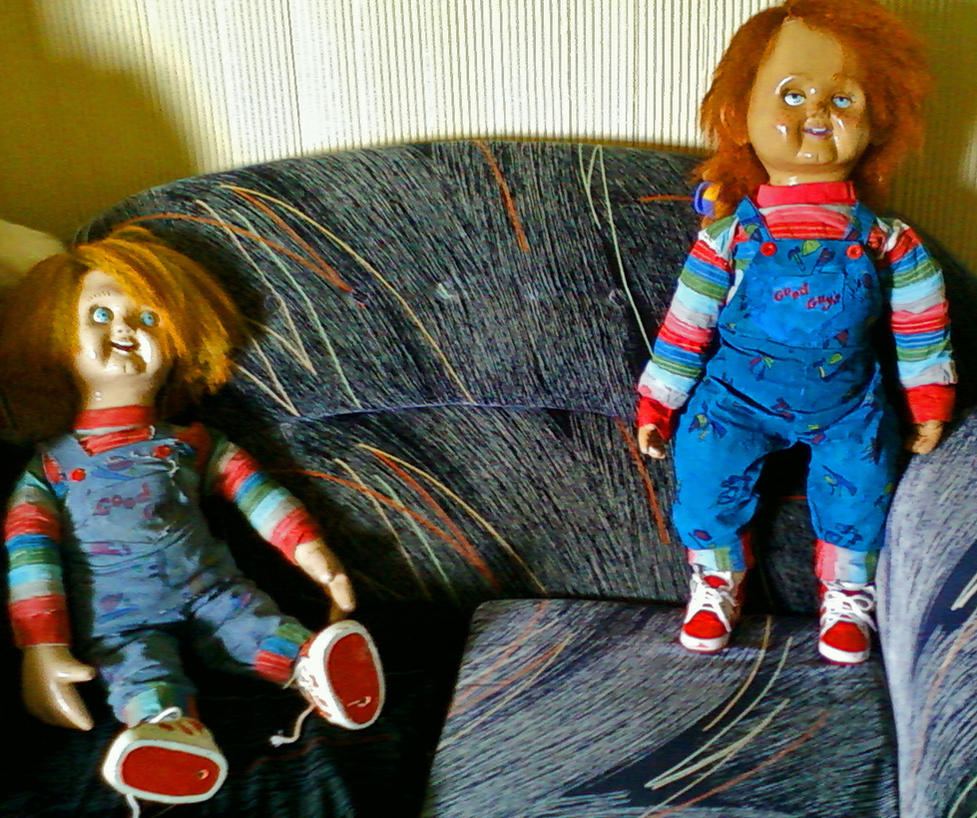 Curse Of Chucky Doll Replica | www.imgkid.com - The Image ...