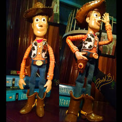 Homemade Woody Doll 2 by scribbleNscratch