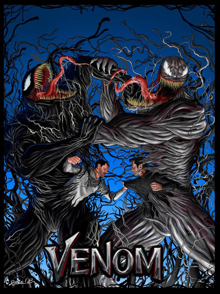 Venom vs Riot by scribbleNscratch on DeviantArt