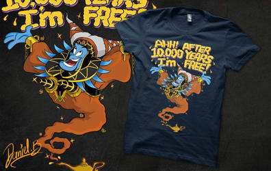 Genie Repulsa T-Shirt