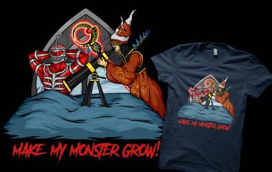 Monster Enhancement TShirt