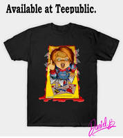 OG Chucky Unboxing  TShirt