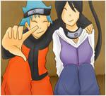 Tsubaki and Black Star