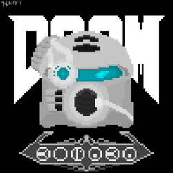 DOOM KOPAKA PIXEL ART (WIP ver) by Nerift4832