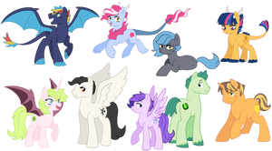 Swapped all By Kilala97